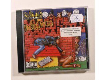 Snoop Dogg - Doggystyle - CD - 1993