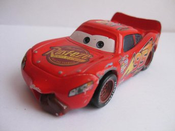 Cars Pixar Disney Bilar metall - Mcqueen Himself Tougue  CB15
