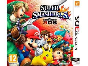 Super Smash Bros 3DS - Nintendo 3DS - Varberg - Super Smash Bros 3DS - Nintendo 3DS - Varberg