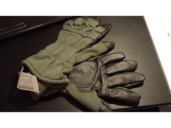 Amerikanska försvarets vinter stridshandske,US Military Flyers glove cold.stl.11