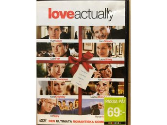 DVD-film: Love Actually