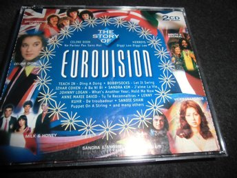 The Story of Eurovision - 2CD - 1998