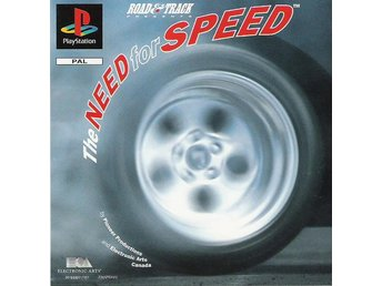 Road & Track: The Need for Speed - Playstation
