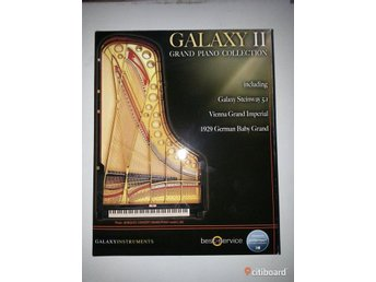 Best Service Galaxy II Pianos