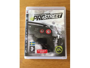 Need For Speed Prostreet - till PS3