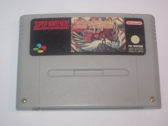 Secret of Evermore till Super Nintendo SNES