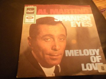 al martino spanmish eyes singel