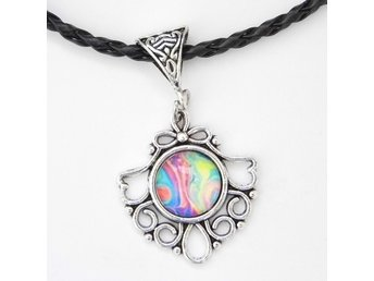 Regnbåge Halsband / Rainbow Necklace