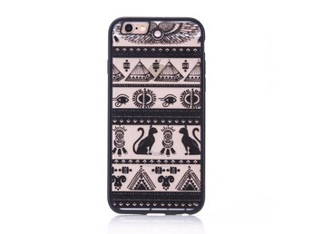 iPhone 8 PLUS Katt Horus Egyptisk Mytologi