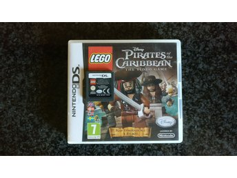 LEGO Pirates of the Caribbean SVENSKT Nintendo DS