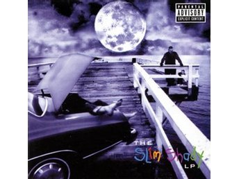Eminem: Slim shady LP 1999 (CD)