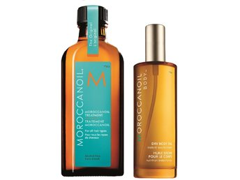 Moroccanoil Hair & Body Set