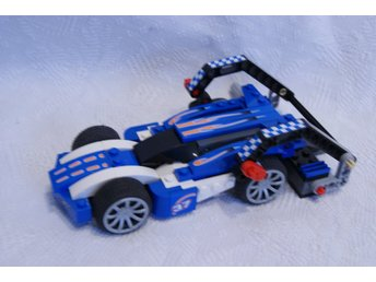 LEGO - Racers, 8163, Blue Sprinter