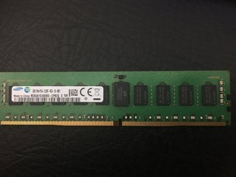 Samsung DDR4 8GB 2133MHZ PC4-17000 ECC REGISTERED