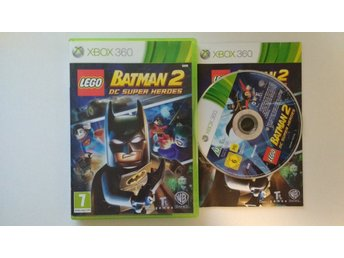 Xbox 360: LEGO Batman Bat Man 2 II