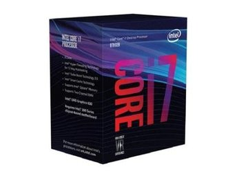 Intel Core i7 8086K 4.0 GHz,12MB, Limited Edition, Socket 1151 (no cooler includ