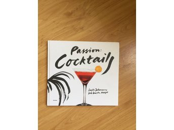 """Passion: Cocktail"" bok"