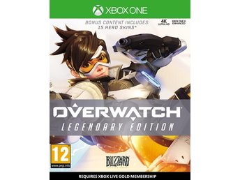 Overwatch / Legendary edition (XBOXONE)