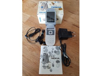NOKIA 2760 MOBILTELEFON - FLIP PHONE - NEW IN BOX WITH MANUAL