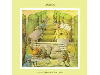 Genesis: Selling England by the pound (Vinyl LP)