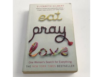 Bloomsbury, Bok, Eat Pray Love