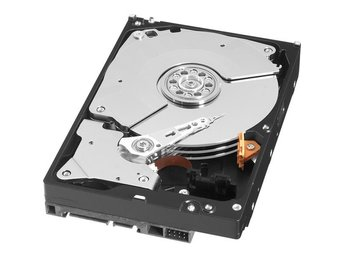 "HÃ¥rddisk Western Digital Red, 3,5"" SATA, 2TB"