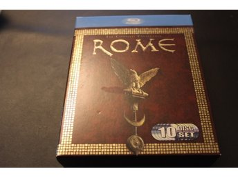 Bluray-box: Rome - The complete collection