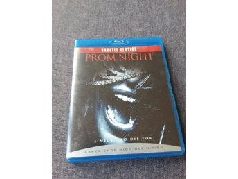 Blu-ray Prom Night Unrated Version