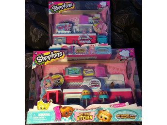 Shopkins Chef Club Hot Spot Kitchen Playset Toys Hobbies Tv Movie Character Toys