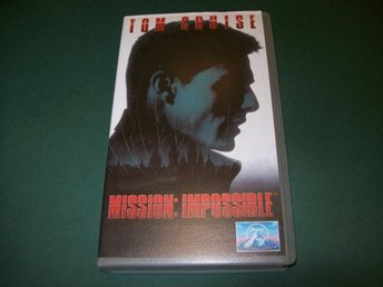 MISSION IMPOSSIBLE - VHS