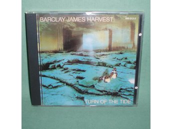 BARCLAY JAMES HARVEST - Turn of the tide , CD ,