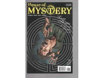 House of Mystery #8