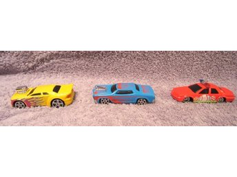 Maisto 3-pack Fresh Ägg med 3 Die-Cast Bilar Vehicles *Ny*