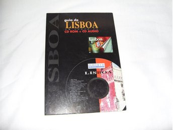Rese Guide Lissabon CD ROM + CD Audio till PC & Mac datorer