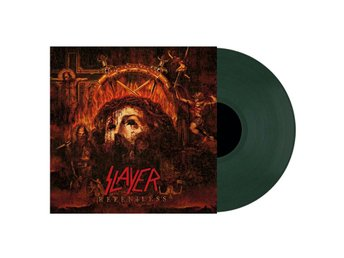 Slayer - Repentless - Grön LP NY!