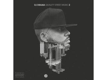 DJ Drama: Quality Street Music 2 (CD) - Nossebro - DJ Drama: Quality Street Music 2 (CD) - Nossebro