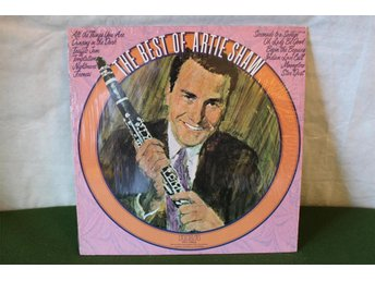 Artie shaw the best of Lp