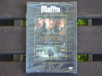 Road to perdition. Ny inplastad DVD.