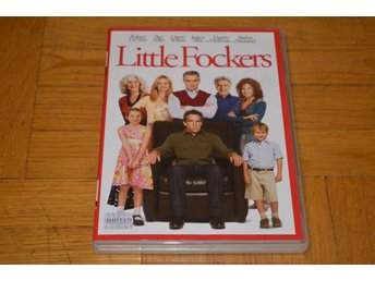 Little Fockers ( Robert De Niro Ben Stiller Owen Wilson ) DVD Thai Version