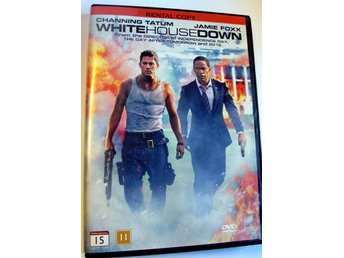 DVD FILM WHITE HOUSE DOWN