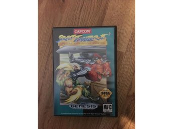 Street Fighter 2 - Special Champion Edition ntsc