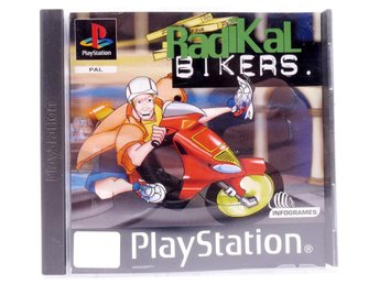 Radikal Bikers -  - PAL (EU)