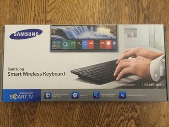 Samsung wireless keyboard för smart tv, ny