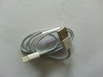 1m laddkabel USB till Apple lightning - Romakloster - 1m laddkabel USB till Apple lightning - Romakloster
