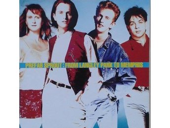 Prefab Sprout title*  From Langley Park To Memphis* EU LP