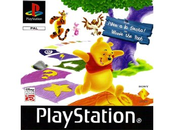 Disneys Party Time with Winnie the Pooh - Playstation