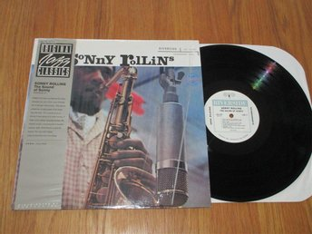 SONNY ROLLINS LP THE SOUND OF SONNY