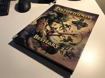 Pathfinder Roleplaying Game - Beastiary 2