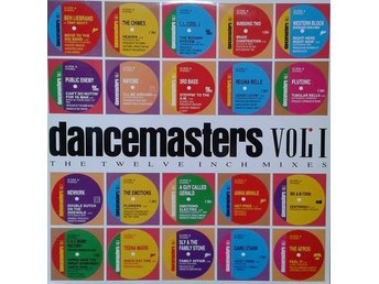 Various title* Dancemasters Vol. 1* House 2 x LP Comp. UK