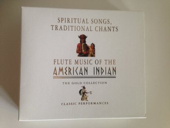 Spiritual songs, traditional chants - flute music of the American indian
